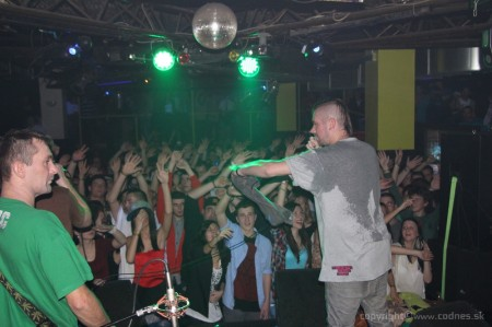Foto a video: MOJA REČ - XXX TAPE TOUR 2012 8
