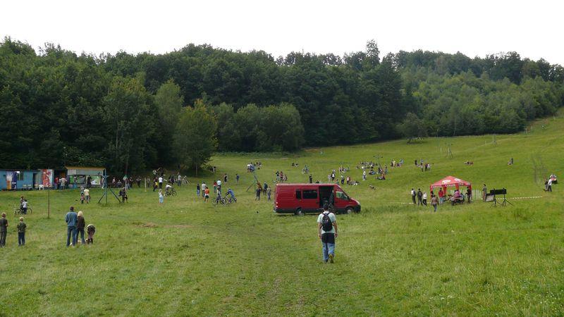 Bike fest 04 - druhý deň