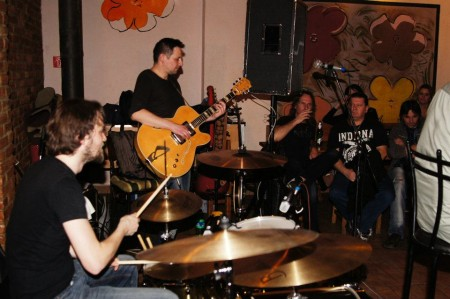 Koncert Big Bang - Piano club Prievidza 0