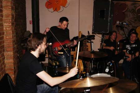 Koncert Big Bang - Piano club Prievidza 2