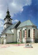 Farský kostol sv. Bartolomeja