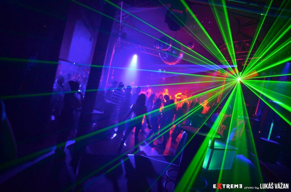 Extreme club Prievidza