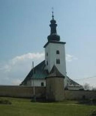 Kostol Nanebovzatia Panny Márie - Prievidza