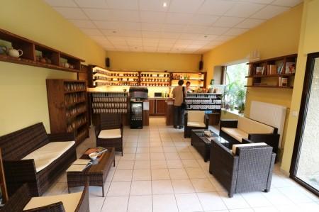 NATEEVA - kaviareň, čajovňa 17