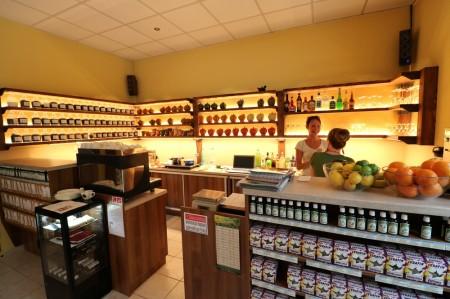 NATEEVA - kaviareň, čajovňa 21