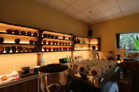NATEEVA - kaviareň, čajovňa 22