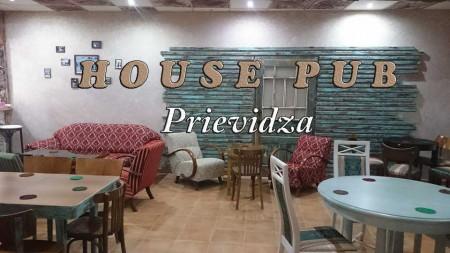 HOUSE PUB Prievidza 1
