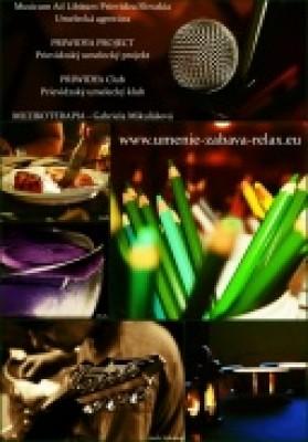 PRIWIDYA Club - umelecký klub Prievidza