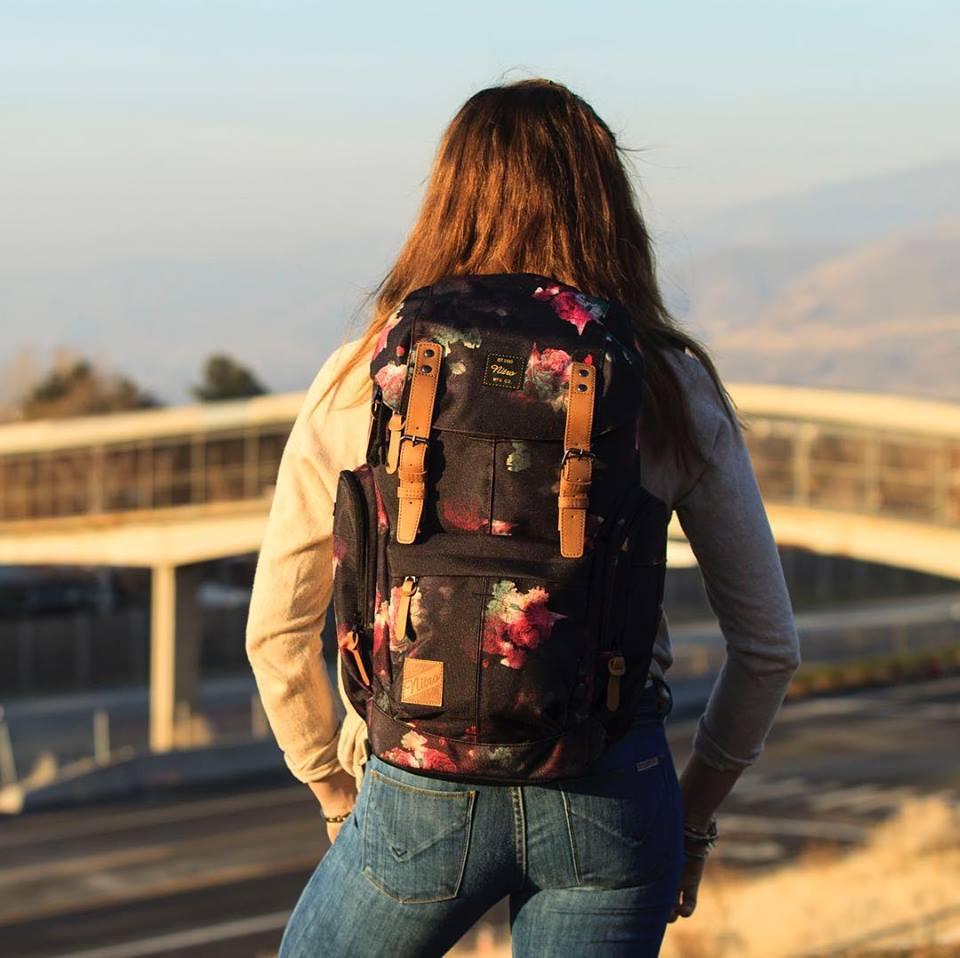 b5650f0398 Dámske elegantné batohy či cestovné tašky na jesenný predĺžený víkend