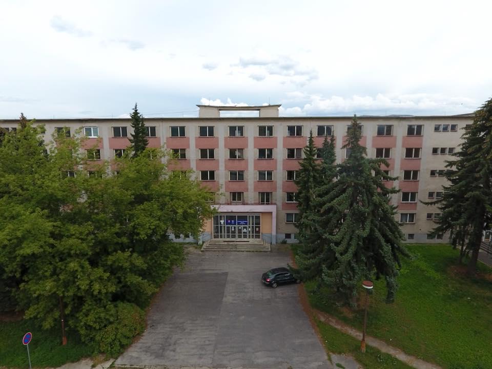 Foto: Budova Falešníka ožije. Vznikne tam kreatívne centrum a múzeá