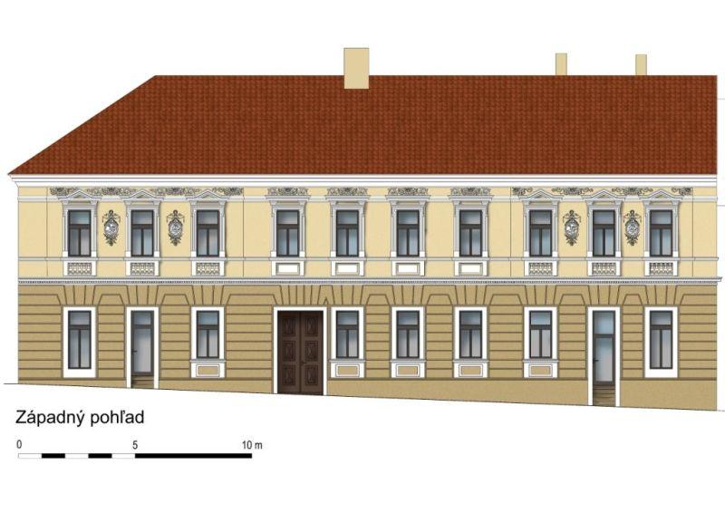 Meštiansky dom na Námestí slobody