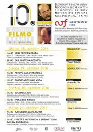 10. Slovenské filmobranie 0