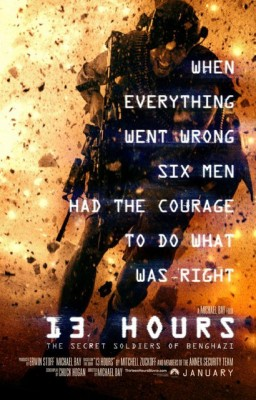 13 hodín: Tajní vojaci z Bengházi (13 Hours: The Secret Soldiers of Benghazi)