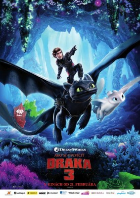 Ako si vycvičiť draka 3D (How To Train Your Dragon: The Hidden World)