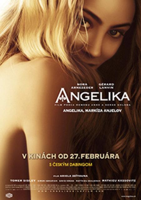 Angelika (Increvable Angélique)