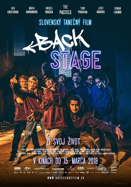 Backstage (Backstage)