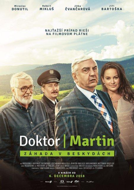 Doktor Martin: Záhada v Beskydech (Doktor Martin: Záhada v Beskydech)