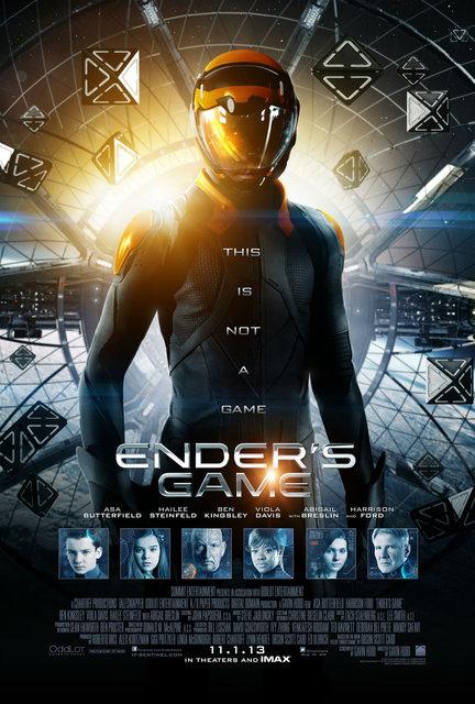 Enderova hra ( Ender's Game)