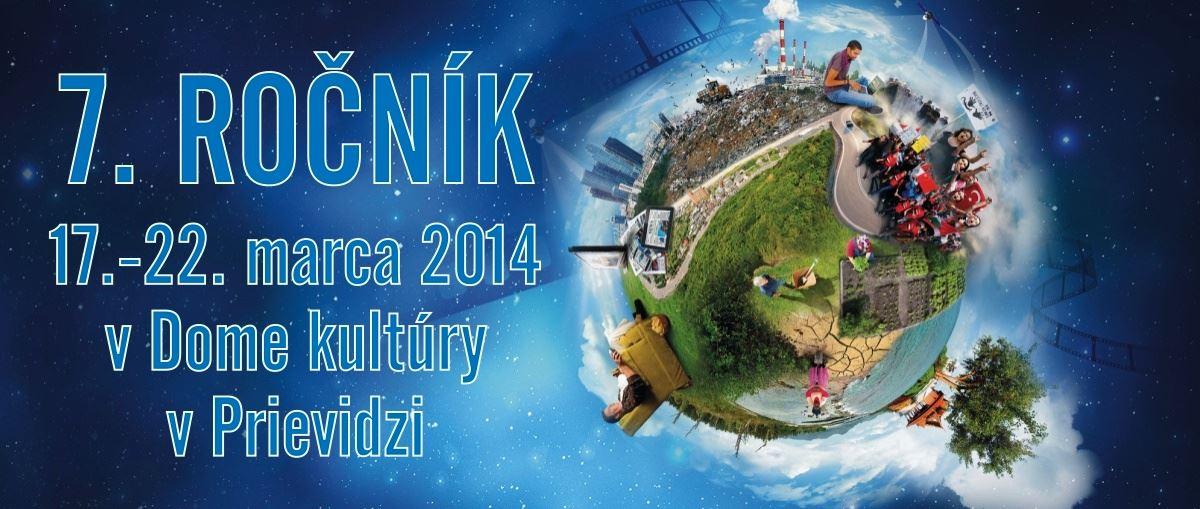 Festival Jeden svet 2014 - Prievidza