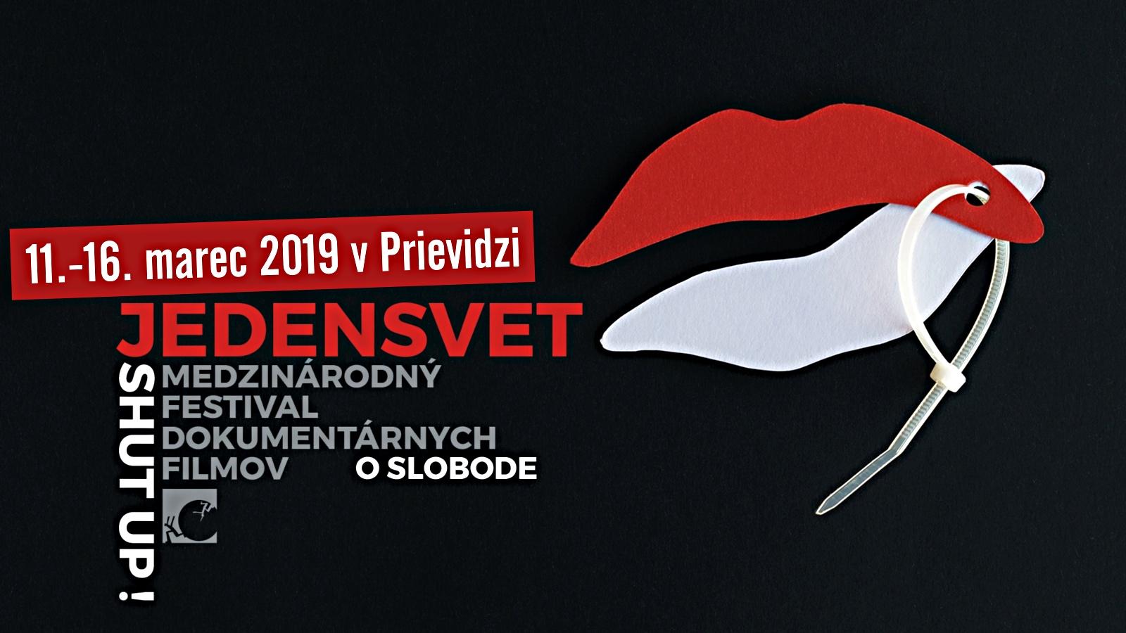 Filmový festival Jeden svet 2019 - Prievidza - kompletný program