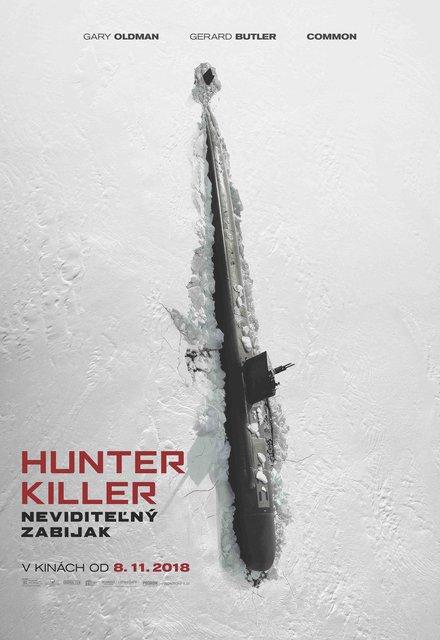 Hunter Killer: Neviditeľný zabijak (Hunter Killer)
