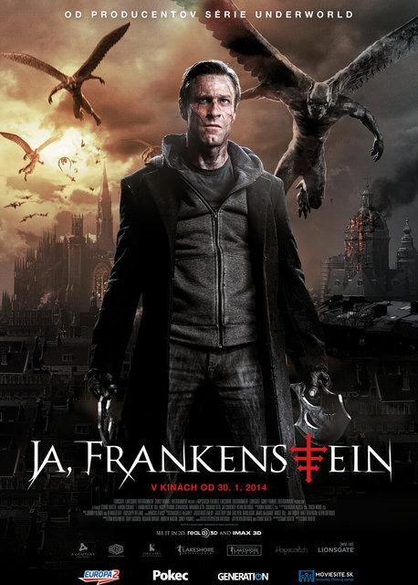 Ja, Frankenstein 2D (I, Frankenstein)