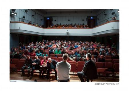 Jeden svet 2018 - Prievidza - Ďaleké aj blízke témy na filmovom festivale 0