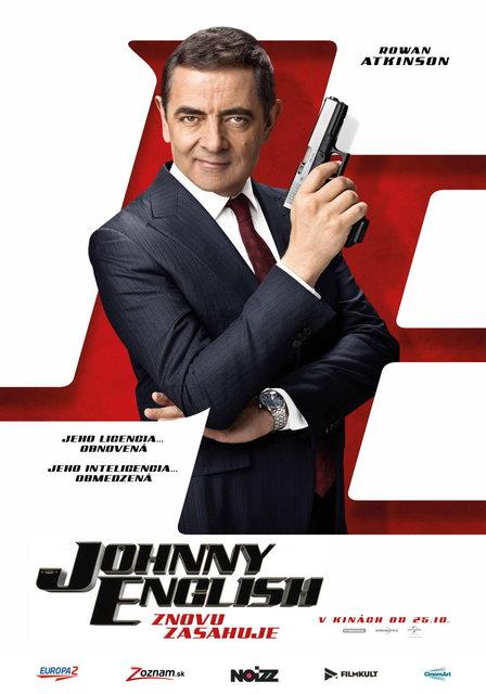 Johnny English znovu zasahuje (Johnny English 3)