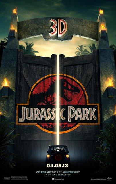 Jurský park 3D