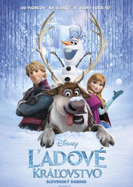 Ľadové kráľovstvo 3D (Frozen)