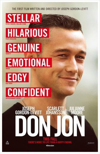 Lásky Dona Jona (Don Jon)