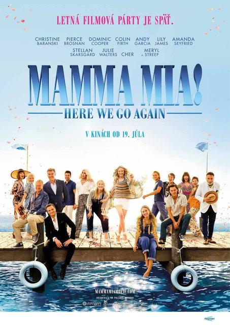 Mamma Mia! Here We Go Again (Mamma Mia! Here We Go Again)