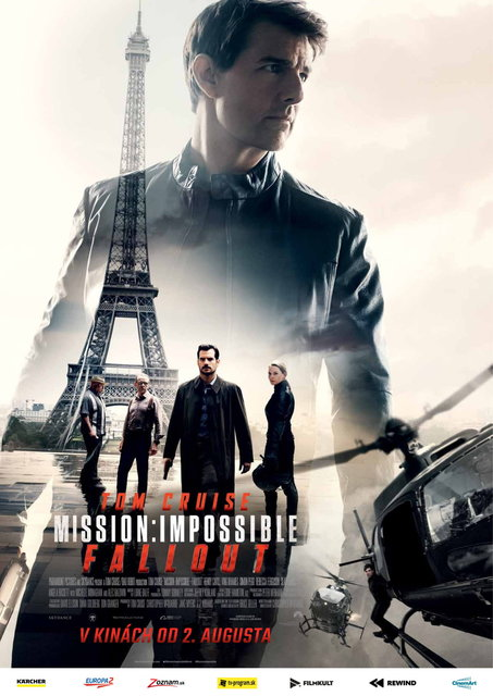 Mission: Impossible - Fallout 3D (Mission: Impossible - Fallout)