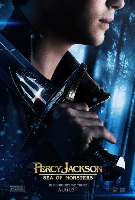 Percy Jackson: more oblúd 2D