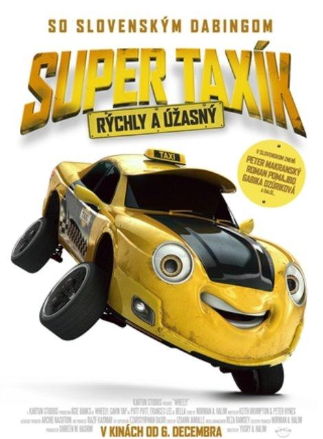 Super Taxík (Wheely)