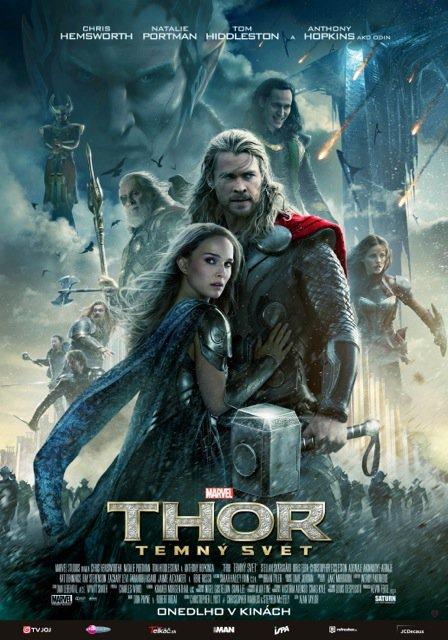 Thor: Temný svet 3D