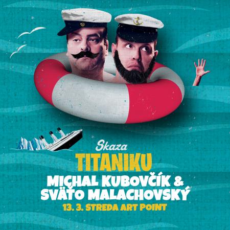 Skaza Titaniku - Prievidza 0