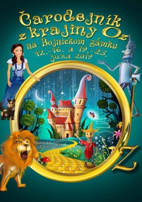 Rozprávky na Bojnickom zámku 2019: Čarodejník z krajiny Oz