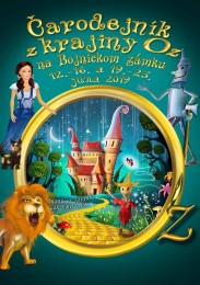 Rozprávky na Bojnickom zámku 2019: Čarodejník z krajiny Oz 0