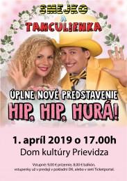Smejko a Tanculienka: Hip, hip, hurá! 0