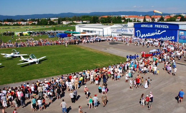 Letisko Prievidza