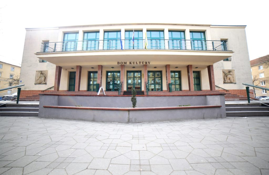 Kultúrny dom Prievidza - KaSS