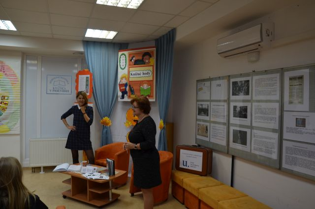 Hornonitrianska knižnica v Prievidzi
