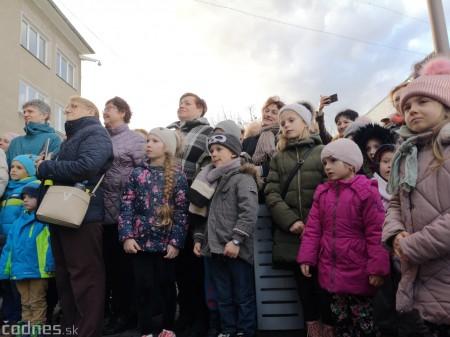 Foto: Fašiangový sprievod mestom a pochovávanie basy 9