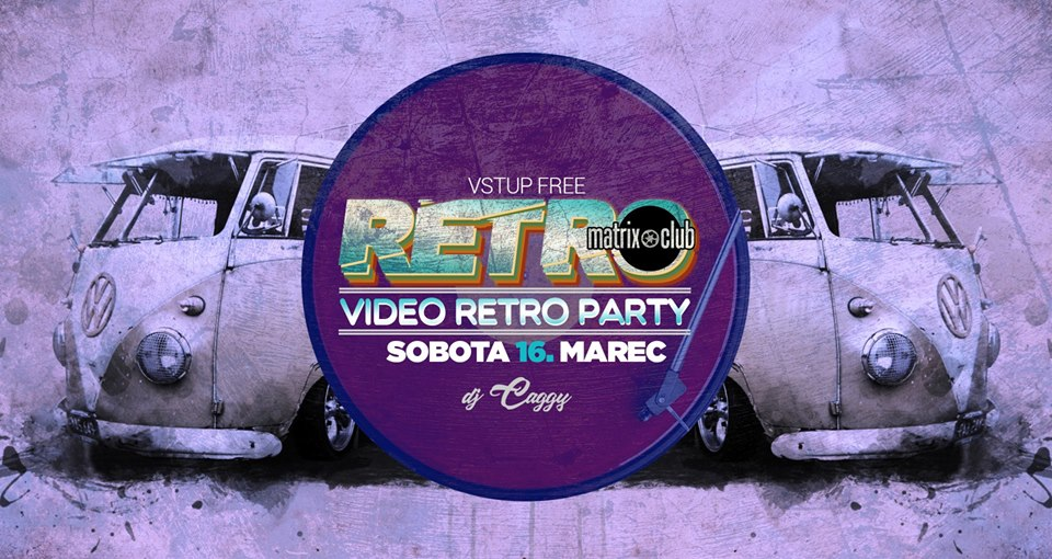 VIDEO RETRO (DJ Caggy)