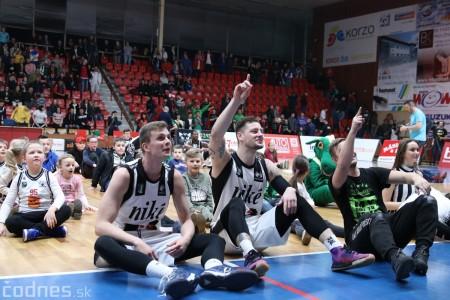 Foto: BC Prievidza – MBK Handlová 77:67 50