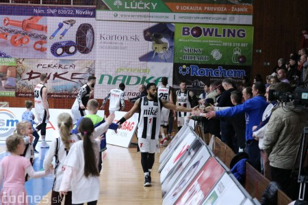Foto: BC Prievidza – MBK Handlová 77:67 54