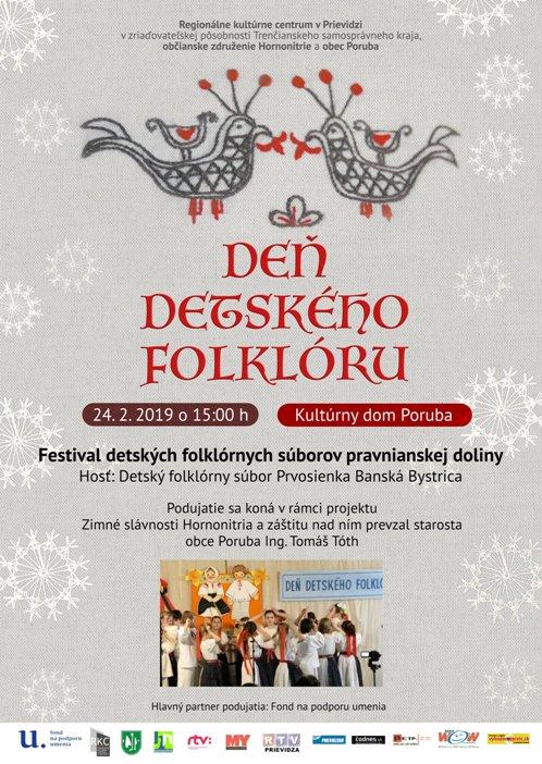 Deň detského folklóru