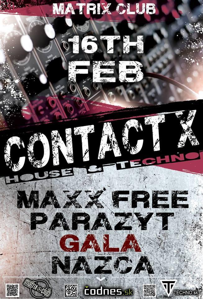 ContactX Vol.11