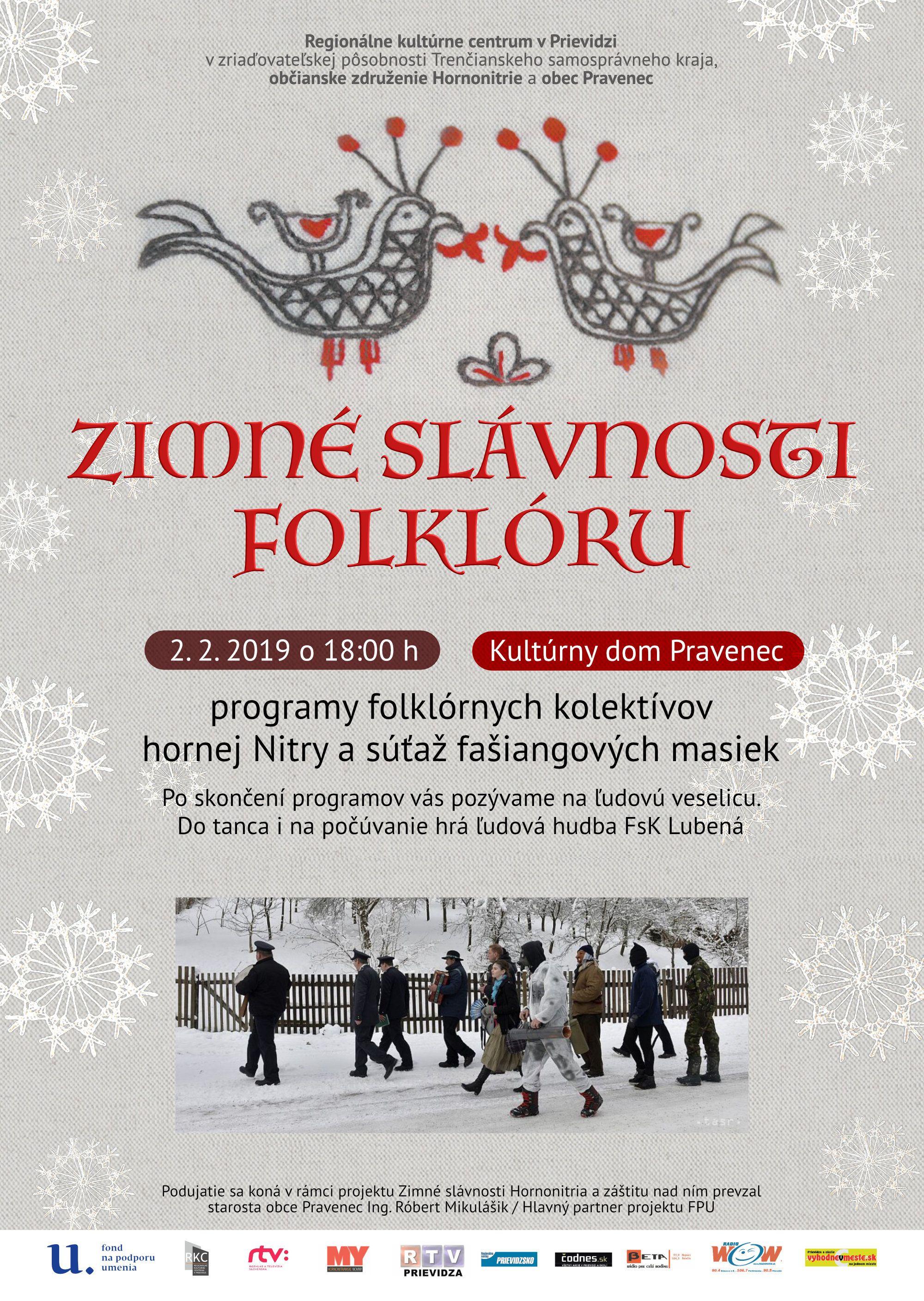 Zimné slávnosti folklóru